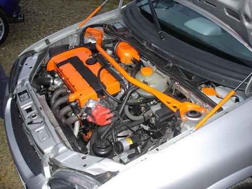 Conversion Corsa B to 2 0 16v - Corsa-NovaTuning